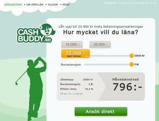 Cash buddy Lån