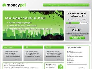 Moneypal lån