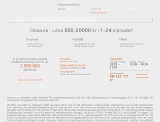Onea Lån
