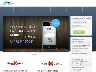 SMS Kredit Lån