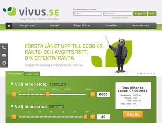 Vivus Lån