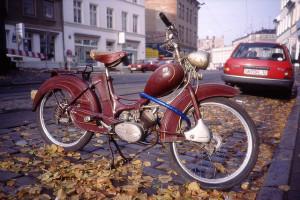Mopedlån, låna pengar för att köpa en moped