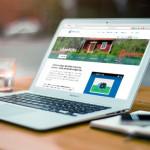 BlueStep webbplats